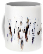 Band On The Run Coffee Mug