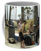 Band Playing 2 Coffee Mug