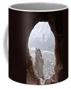 Bandelier Indian Ruins Coffee Mug