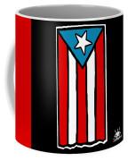 Bandera De Puerto Rico Coffee Mug
