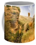 Bandit Country Near The Edge Of The Fan In Ronda Area Andalucia Spain  Coffee Mug