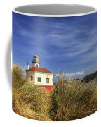 Bandon Coquille River Lighthouse Coffee Mug