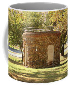 Bandstand Drinking Fountain Coffee Mug