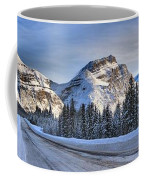 Banff Icefields Parkway Coffee Mug