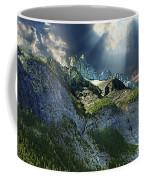 Mount Cory, Banff Coffee Mug