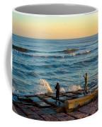 Bank Fishing Coffee Mug