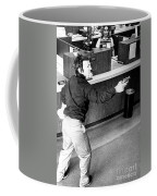 Bank Holdup, 1973 Coffee Mug