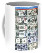 Banknotes Coffee Mug