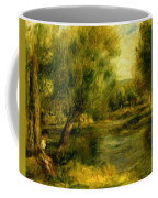 Banks Of The River Coffee Mug