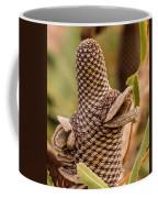 Banksia Cone 2 Coffee Mug