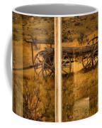 Bannack Wagon Reflections Coffee Mug