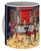 Banquet, 15th Century Coffee Mug