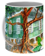 Banyan In The Backyard Coffee Mug