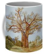 Baobab Tree Of Africa Coffee Mug