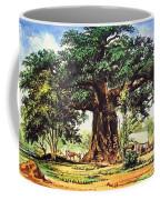 Baobab Tree - South Africa Coffee Mug
