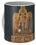 Baptism Altarpiece Coffee Mug