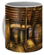 Bar - Wine Barrels Coffee Mug