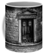 Bar Across The Door Coffee Mug