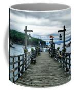 Bar Habor Pier Coffee Mug