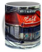 Bar Les 3 Quartiers Coffee Mug