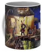 Bar Room Brawl Coffee Mug