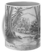 Bara De Navidad Farmhouse Coffee Mug