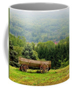 Baraboo Hillside Coffee Mug