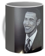 Barack Obama Coffee Mug by Richard Le Page