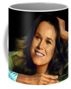 Barbara Hershey Coffee Mug