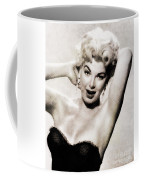 Barbara Nichols, Vintage Actress By John Springfield Coffee Mug