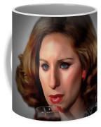 Barbara Streisand Collection - 1 Coffee Mug