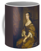 Barbara Villiers, Duchess Of Cleveland Coffee Mug