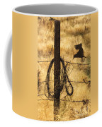 Barbed Landing Coffee Mug
