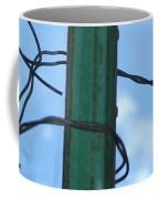 Barbed Wire Sky Coffee Mug