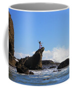 Bethells Beach Coffee Mug