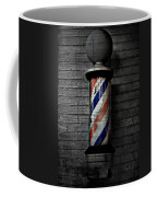 Barber Pole Blues  Coffee Mug
