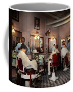 Barber - Senators-only Barbershop 1937 Coffee Mug