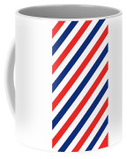 Barber Stripes Coffee Mug