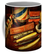 Barber - Vintage Barber Coffee Mug
