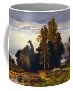 Barbizon Landscape Coffee Mug