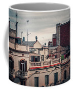 Barcelona Roofscape Coffee Mug