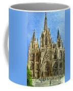 Barcelona Spain Coffee Mug