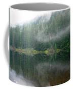 Barclay Lake, Reflected Coffee Mug