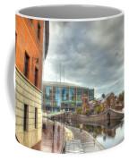Barclaycard Arena And The Malt House Pub Coffee Mug