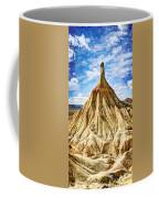 Bardenas Desert Last Man Standing - Vintage Version Coffee Mug
