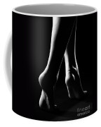 Bare Feet Coffee Mug
