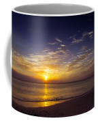 Barefoot Beach Preserve Sunset Coffee Mug