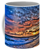 Barefoot Beach Sunset Coffee Mug