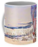 Barefoot In The Sea Coffee Mug