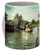 10946 Cruising On The Grand Union Canal Coffee Mug